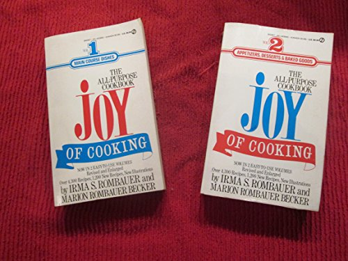 9780451095152: Rombauer & Becker : Joy of Cooking Volume Two