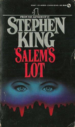 9780451095459: Salem's Lot