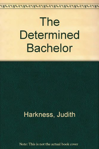 9780451096098: The Determined Bachelor