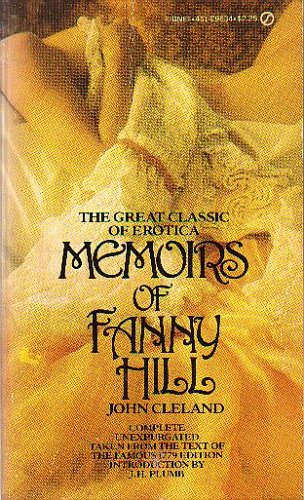 9780451096340: Fanny Hill: Or, Memoirs of a Woman of Pleasure
