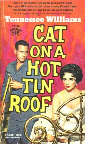 9780451096890: Cat on a Hot Tin Roof