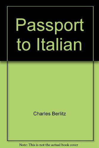 9780451096944: Passport to Italian