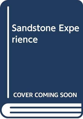 9780451097316: Sandstone Experience