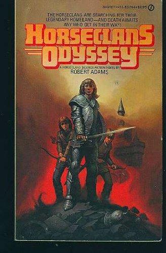 9780451097446: Horseclans Odyssey #8 (Signet E9744)