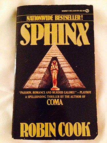 9780451097453: Sphinx