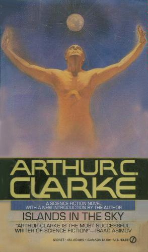 Islands in the Sky (0451098234) by Arthur C. Clarke