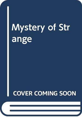 9780451098474: Mystery of the Strange Traveler