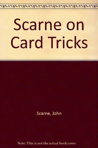 9780451098764: Scarne on Card Tricks