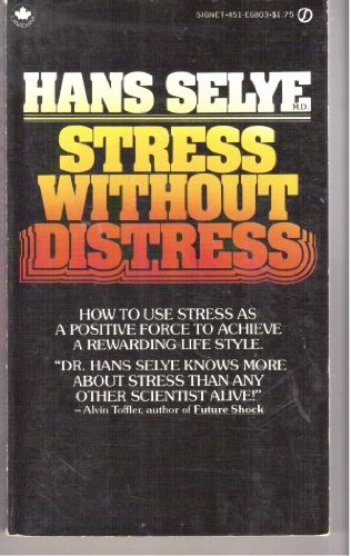 9780451098801: Stress without Distress
