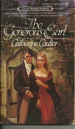9780451098993: The Generous Earl (Signet)