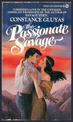 9780451099280: Passionate Savage