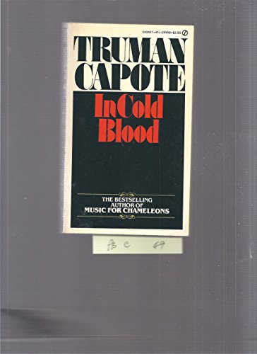 9780451099587: Capote Truman : in Cold Blood (Signet)