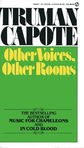 9780451099617: Capote Truman : Other Voices, Other Rooms (Signet)