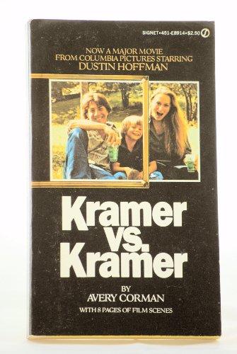 9780451110008: Kramer vs. Kramer