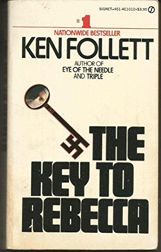 9780451110121: Follett Ken : Key to Rebecca (Signet)