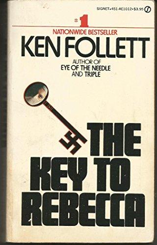 9780451110121: Follett Ken : Key to Rebecca (Signet)