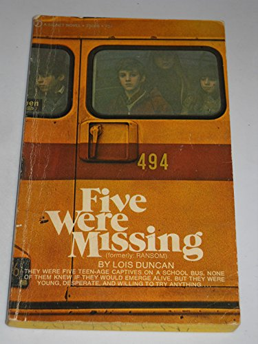 9780451110404: Five Were Missing