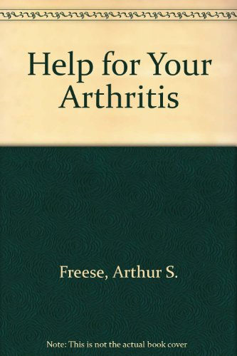 9780451110633: Help for Your Arthritis