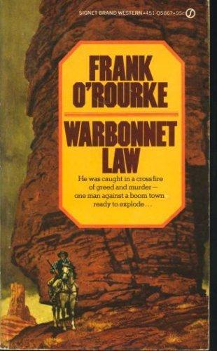 9780451111319: Warbonnet Law