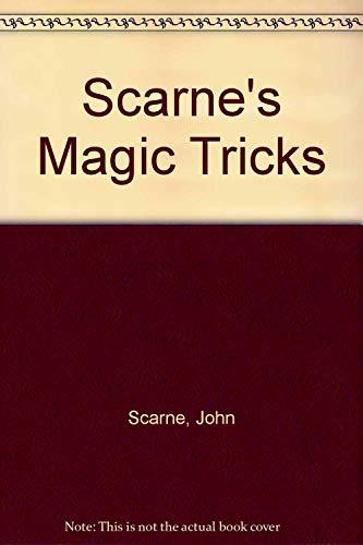 9780451111623: Scarne's Magic Tricks