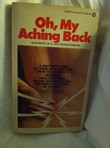 9780451111715: Oh My Aching Back