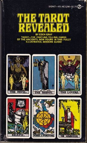 9780451111982: The Tarot Revealed: A Modern Guide to Reading the Tarot Cards