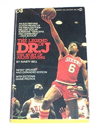 9780451112453: The Legend of Dr. J