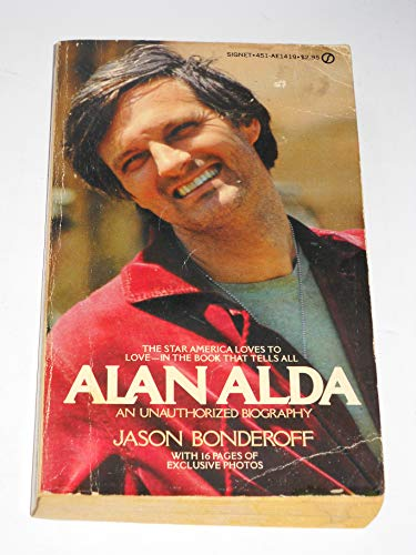 9780451114198: Alan Alda Unauthorized