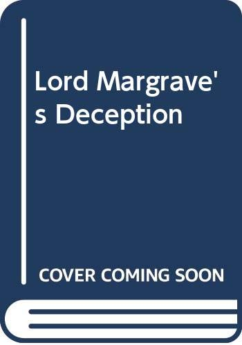 9780451114600: Lord Margrave's Deception