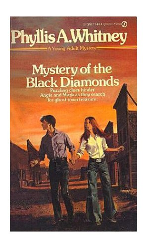 Mystery of the Black Diamonds: Whitney, Phyllis A.