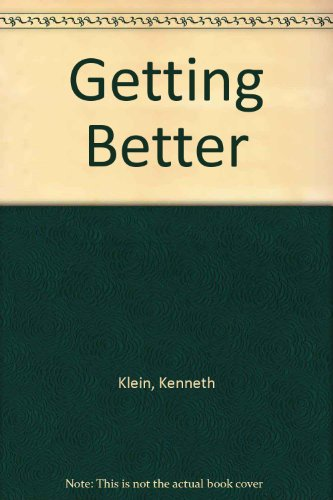 9780451115584: Getting Better