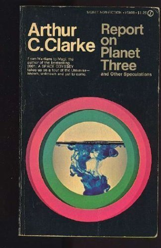 9780451115737: Report on Planet Three