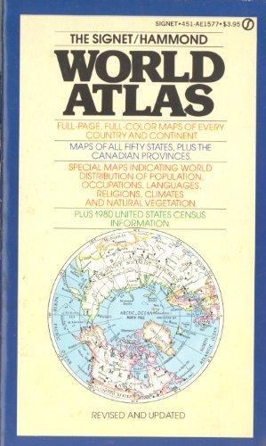 The Signet/Hammond World Atlas: TIME