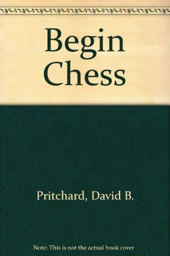 9780451115904: Begin Chess