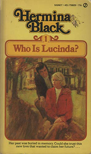 Who Is Lucinda? (0451117204) by Hermina Black