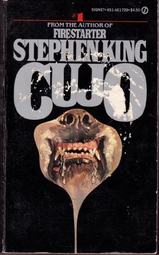 9780451117298: King Stephen : Cujo (Signet)
