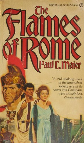 9780451117373: The Flames of Rome
