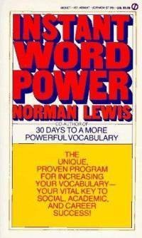 9780451117915: Instant Word Power (Signet)