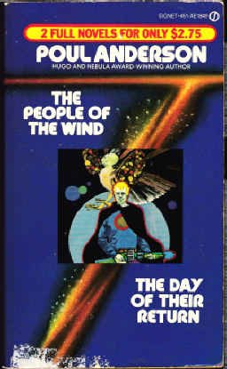 9780451118493: People of the Wind (with The Day of Their Return)