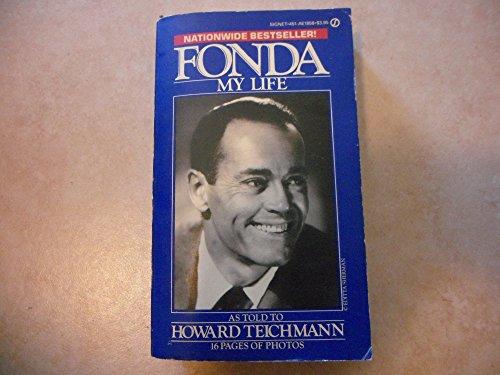 9780451118585: Fonda & Teichmann : Fonda My Life (Signet)