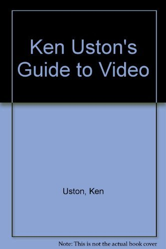 9780451119018: Ken Uston's Guide to Buying and Beating the Home Video Games