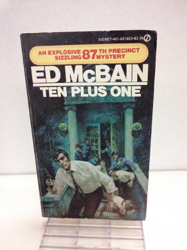 9780451119230: Ten Plus One (87th Precinct Mystery)