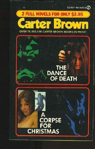 9780451119261: The Dance of Death / A Corpse for Christmas