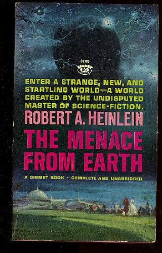 9780451119483: Menace from Earth