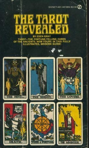 9780451119650: The Tarot Revealed: A Modern Guide to Reading the Tarot Cards