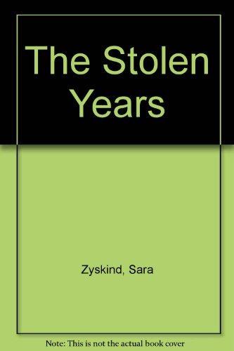 9780451120113: The Stolen Years
