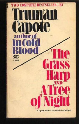 The Grass Harp and The Tree of Night (9780451120434) by Truman Capote