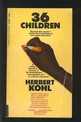 9780451120939: 36 Children