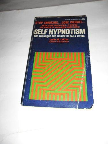 9780451120977: Self-Hypnotism