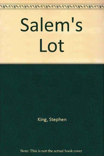 9780451121585: Salem's Lot (Signet Paperback)